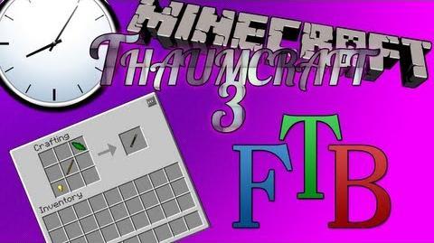 Thaumcraft Basics in 77 Seconds!-0