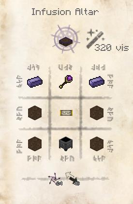 Arcane transmutator craft