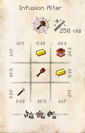 Rod of the nine hells craft