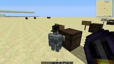 Thaumcraft 3 Tutorial, Advanced Golem-0