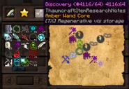 Amber Wand Core 4.2.3.5