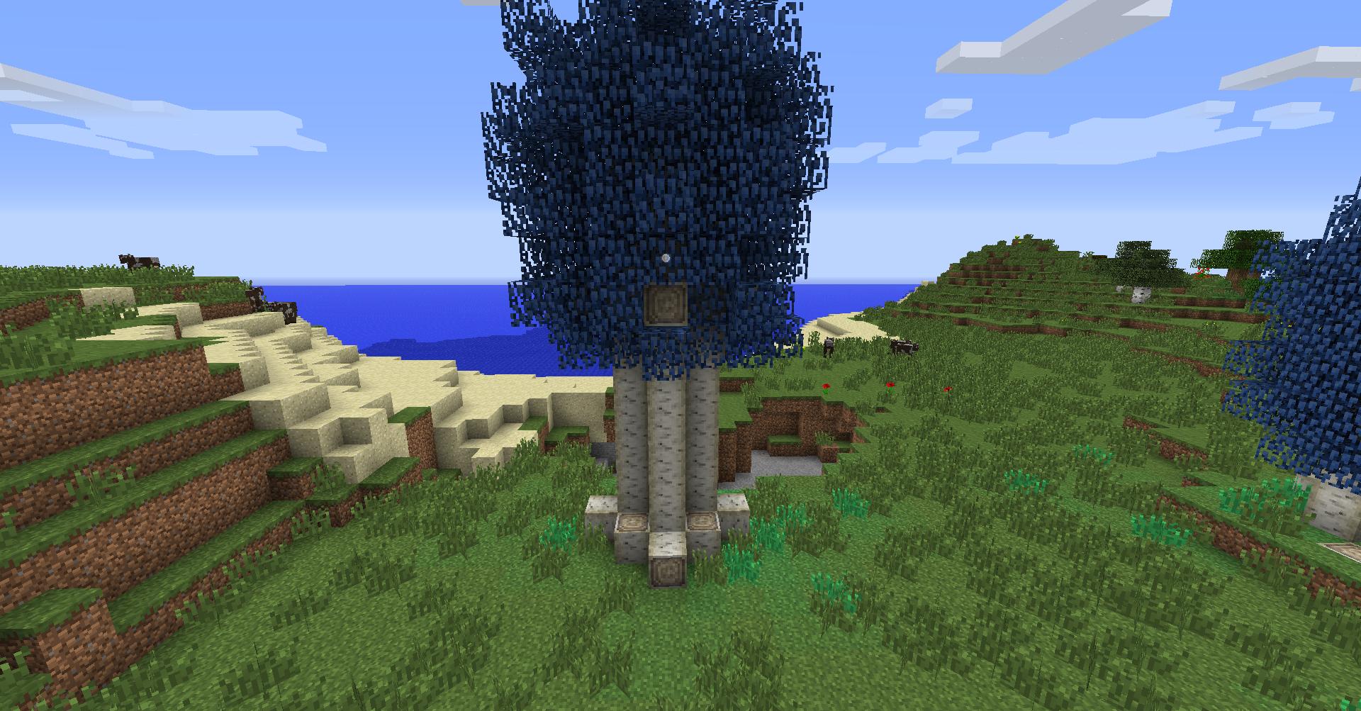 Silverwood Tree | Thaumcraft 4 Wiki | FANDOM powered by Wikia | 1920 x 1003 png 1178kB