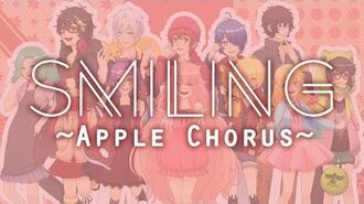 【Apple Chorus】Smiling【10人】【Thai version】-3