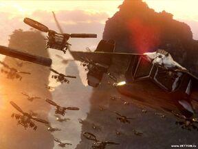 SharpYar helicopter fleet