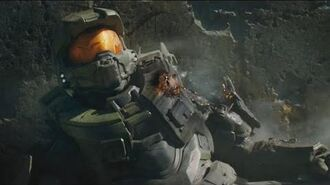 Halo 5 Guardians - Live Action Trailer - Spartan Locke - HUNT the TRUTH