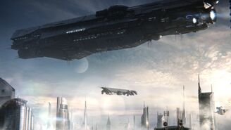 Infinity cruiser