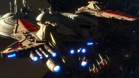 Republic fleet by station