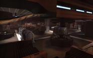 Sharp-Yar bunker interior
