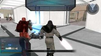 Star Wars Battlefront 2 Mod- KOTOR Cloud City