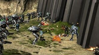 Halo 4 - AI Battle - Free for All 2