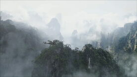 Ceti mountains
