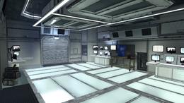 Gaeto control room