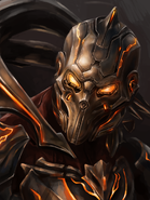 Kngihtmare armor