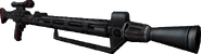 Chat sniper gun