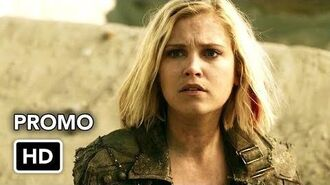 """The 100 5x06 Promo """"Exit Wounds"""""""