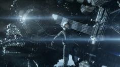 Raven's spacewalk 1