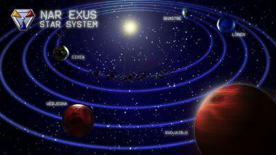 Nar Exus V6-1