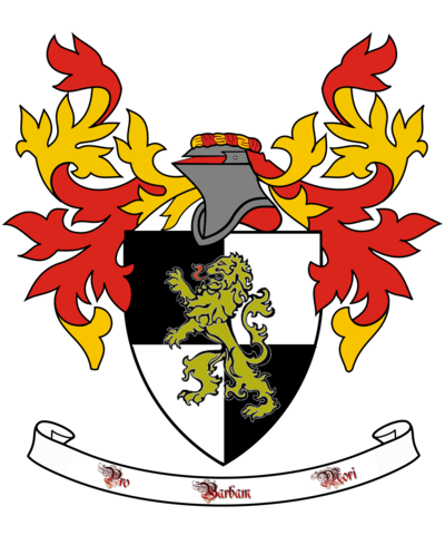 Hous-Kayce Coat of Arms