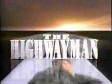 The Highwayman-title