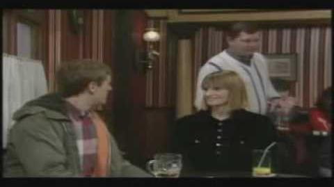 Only Fools and Horses - Mike's funny reply