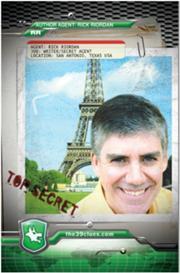 Riordan's card