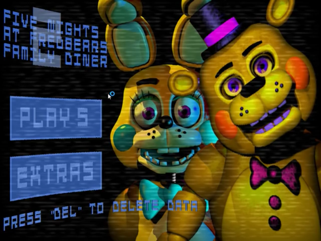 five nights at fredbear s family diner 2 the adventure of gamers