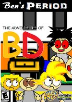 TAOBD video game Ben's Period coverart