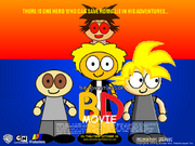 The Adventures of BD Movie poster