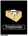 Troy's AR Games card