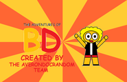The Adventures of BD season 10 title card