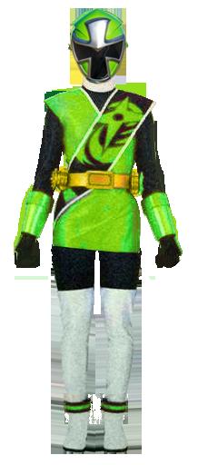 Power Rangers Ninja Steel Green Ranger
