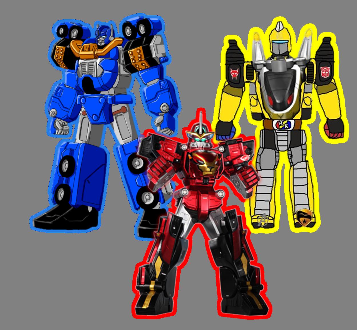 Blue Room Rangers