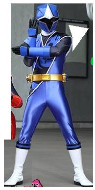 image - ninja steel blue ranger | the adventures of the gladiators of cybertron wiki