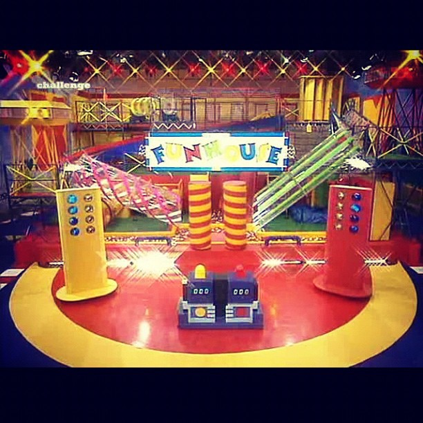 FH Set. The Fun House ...