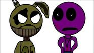 The Afton Bunch S1E1 Oh No's