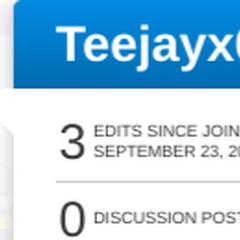 Account is Teejayx6's