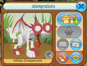 Disinigrations