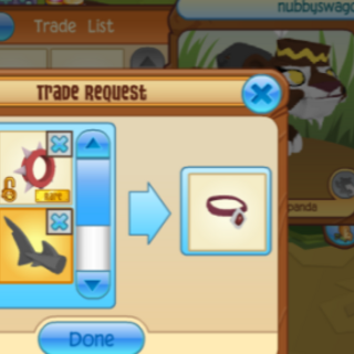 Declined trade