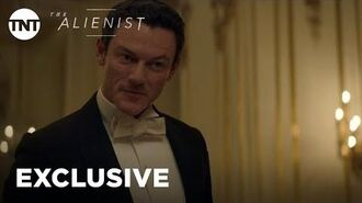 The Alienist A Tale of Burns, Sass, & Insults EXCLUSIVE TNT