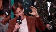 """Chris Pine & His Role Research for """"I Am the Night"""""""