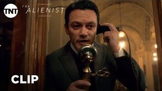 The Alienist There Was A Massacre In New Paltz - Season 1, Ep. 8 CLIP TNT