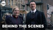 The Alienist Get to Know the Cast with Dakota Fanning & Luke Evans BEHIND THE SCENES TNT