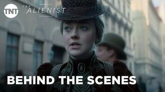 The Alienist Reimagining the Gilded Age with Dakota Fanning - Season 1 BEHIND THE SCENES TNT