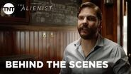 The Alienist History of the Serial Killer with Daniel Brühl BEHIND THE SCENES TNT