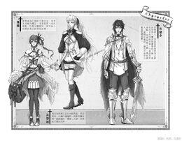 Character Bio Page 2