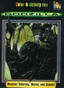 Godzilla Monster Coloring, Mazes, and Games! (Must be ordered in carton quantity) (Coloring Books Godzilla , No 4)