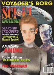 Sci-Fi entertainment -magazine of the science channel- JULY 1998 (Godzilla Returns) Single Issue Magazine – January 1, 1998