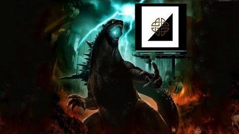 Godzilla Attacking Comic-Con