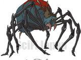 Giant Mutant Widow Spider