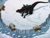 Zilla vs ice borers
